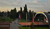 Летняя концертная площадка