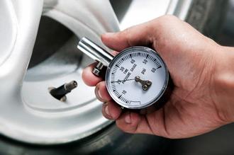 Рекомендуемое давление в шинах автомобиля