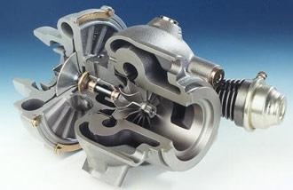 Современные турбины для автомобиля