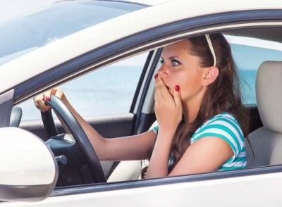 Полезные советы, если вы садитесь за руль в первый раз!