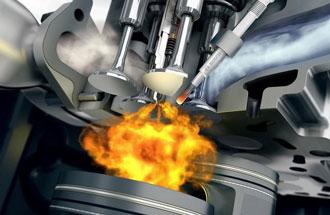 Дизельные двигатели. Устройство и принцип работы