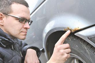 Как бороться с ржавчиной на автомобиле?