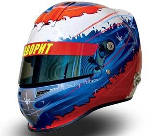 Автомобильный шлем для автоспорта. Его строение и различия