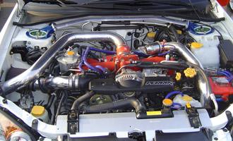 Двигатель с турбонаддувом. Плюсы и минусы
