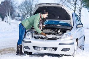 Что необходимо для подготовки автомобиля к зиме?