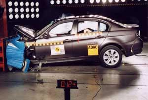 Краш тесты автомобилей. Методика испытаний