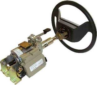 Устройство гидроусилителя и электроусилителя руля