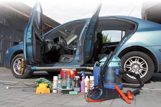 Как ухаживать за автомобилем при помощи автохимии?