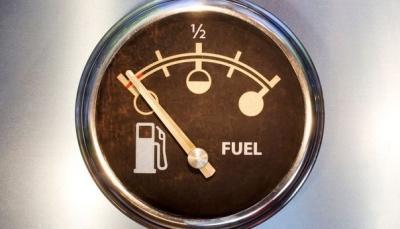 Что делать, если бензин на нуле?