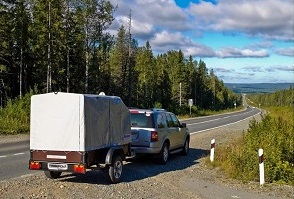 Категории легковых и других авто с прицепом и полуприцепом